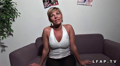 Anal milf, French anal, Anal casting