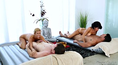 Veronica, Alexis fawx, Gay massage, Couples