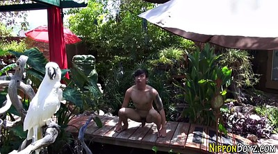 Japanese gay, Japanese solo, Japanese outdoor, Japanese shower