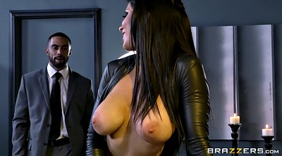 Leather, Piercing, Romi rain