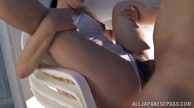 Blowjob, Japanese outdoor