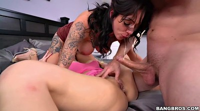 Anne, Swap, Sharing, Cum swap, Cum lick