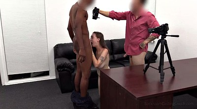 Backroom casting couch, Casting anal