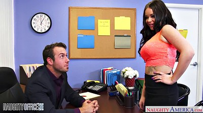 Office, Big tits fuck
