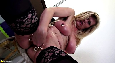 Mother, Extreme, Big tits mature