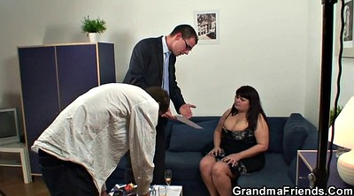 Mature threesome, Mommy, Mature and boy, Mature old, Mature boy