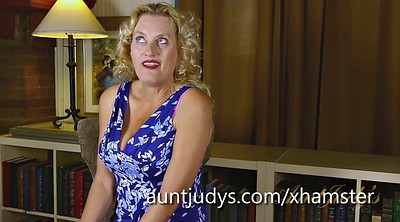 Aunt, Mature foot, Mature feet, Interview, Castings