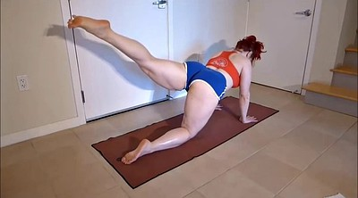 Redhead, Workout