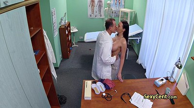 Hidden, Doctor, Office milf