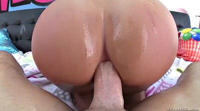 Enema, Gape, Oiled