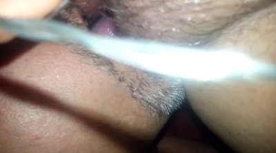 Wife creampie, Eating