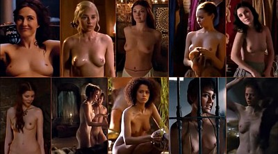 Celebrities, Boobs, Game of thrones, Game of