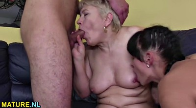 Mature lady, Join