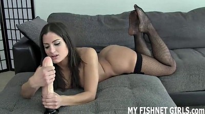 Bdsm, Stocking, Rubbing