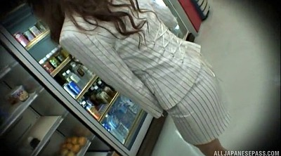 Japanese office, Office fuck, Business, Asian woman