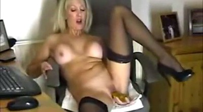 Mature webcam, Nylon mature