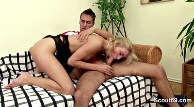 Step sister, Fucking sister, First time fucking