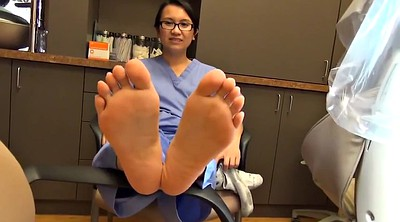 Foot, Feet, Asian feet