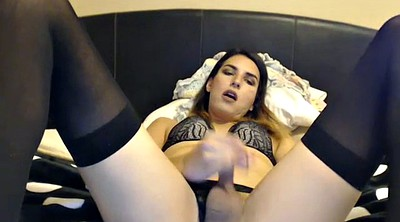 Live, Shemale on shemale, Solo cum, Cute shemales, Big cum