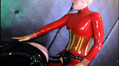 Anal bdsm, Rubber, Femdom domination, Female domination