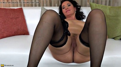 Clit, Horny mom, Gorgeous, Mom horny
