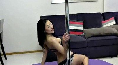Chinese blowjob, Chinese striptease