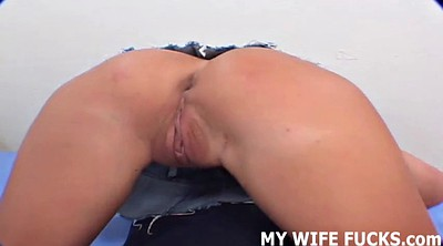 Cuckold, Wife, Wife watch, Watching wife