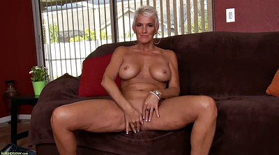 Short hair, Mature solo, Inside, Mature hd
