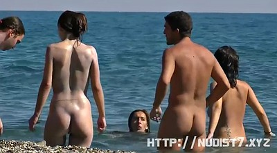 Nudist, Nudist beach