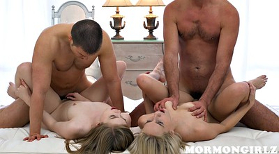 Hairy hd, Foursome