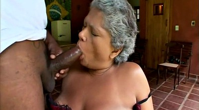 Ebony, Mature latina