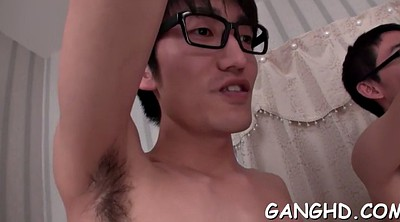 Japanese gangbang, Japanese group, Group sex japanese