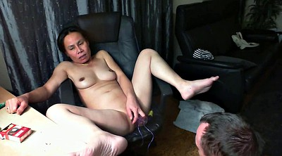 Asian dildo, German