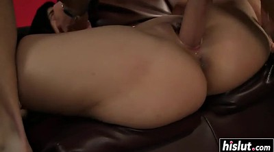 Stocking, Latina creampie