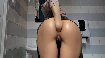 Anal fisting, Toilet, Russian anal