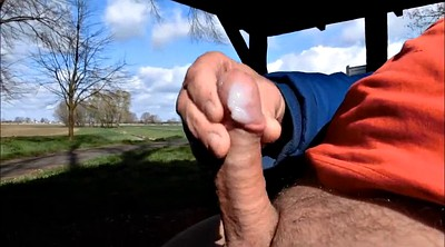 Public flash, Flashing cock