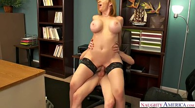 Sara jay, Milf office, Mature seduce