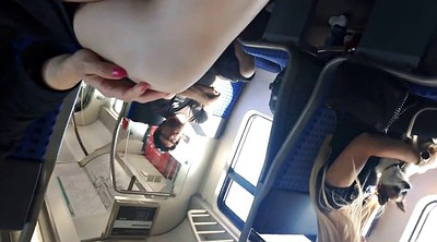 Bus, Asia, Teen foot, Public bus