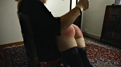 Maid, Punish, Spanking punishment