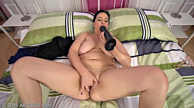 Home alone, Short hair, Mature masturbation