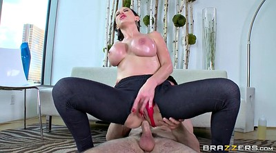 Nikki benz, Oil, Ass to mouth