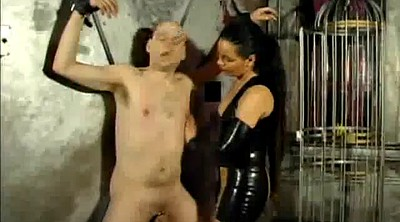 Latex, Painful, Latex femdom, Femdom spank, Dominatrix