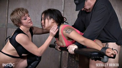 Asian bondage, Asian bdsm, Mistress