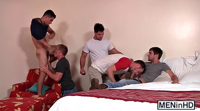 Hot guys fuck, Ebony orgy