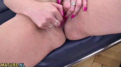 Mature masturbation, Undress