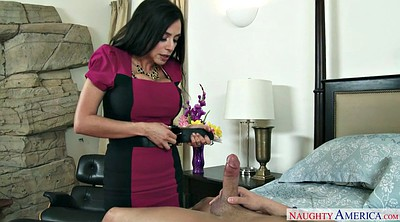 Undressed, Latina milf