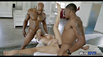 Black milf, Spa