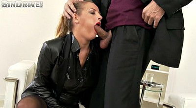 Leather, Interview, Blowjobs, Alexa, Interviews