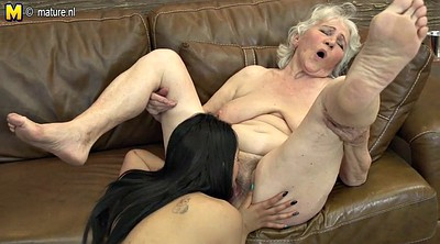 Hairy, Young girl, Lesbian granny, Hairy old, Lick mature