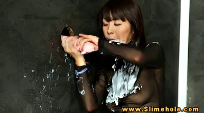 Nylon, Asian nylon, Nylon masturbation
